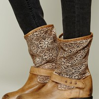 Free People Womens Crochet Beau Boot -
