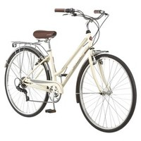 "Schwinn Womens Gateway 28""/700c Hybrid Bike- Cream"