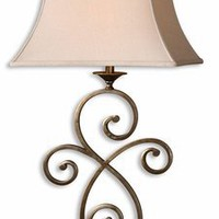 Uttermost 26885 - Aleria Transitional Buffet Lamp UM-26885