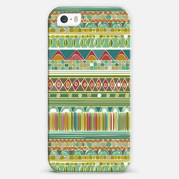 summer sand stripe iPhone 5s case by Sharon Turner | Casetify ~ get $5 off using code: 5A7DC3