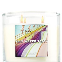 3-Wick Candle Salt Water Taffy