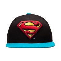 Superman 3D Snapback Hat