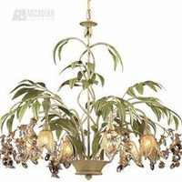 Elk Lighting 86053 - Huarco Transitional Chandelier ELK-86053