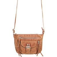 Washed Crossbody Handbag