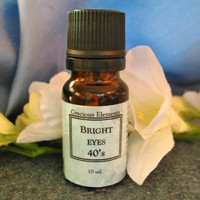 Bright Eyes 40s Nourishing Undereye Formula Wrinkle Prevention | GraciousElements - Bath & Beauty on ArtFire