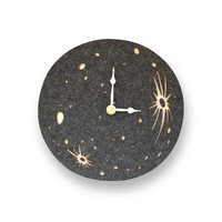 Full Moon Clock - Unique wall clocks - Modern clock