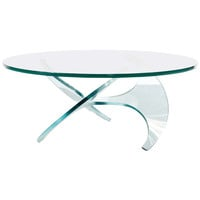 Rare Knut Hesterberg Coffe Table for Ronald Schmidt, circa 1960