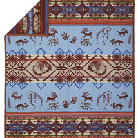 Native American Blankets,Newspaper Rock Blanket, Pendleton® Blanket