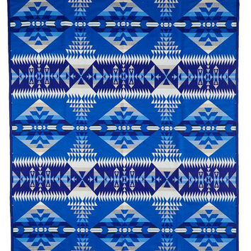 Native American Blanket , Basket Maker Blanket, Pendleton® Blanket