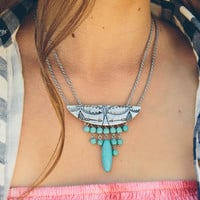Thunder Road Necklace