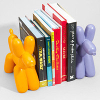 FredFlare.com - Balloon Animal Bookend - Big Top Bookend
