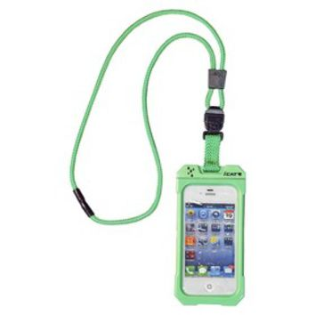 iCat Dri Cat Neck It Waterproof Case and Lanyard for iPhone44S