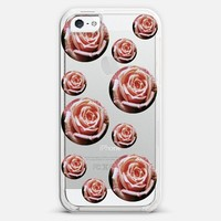 Pink Rose iPhone 5 case by DuckyB | Casetify