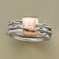 SWEET EMBRACE RING - Stack Rings - Rings - Jewelry | Robert Redford&#x27;s Sundance Catalog