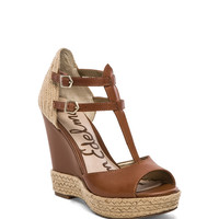 Sam Edelman Katarina Wedge in Tan