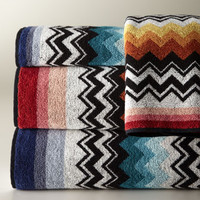Missoni Home Collection Niles Towels