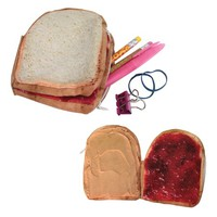 Peanut Butter & Jelly PB&J Yummy Pocket Storage