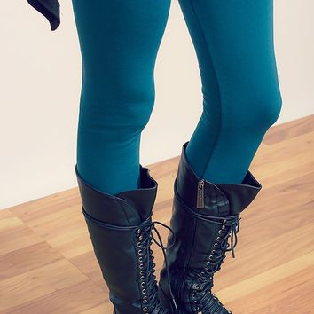 Fleece Lined Leggings $16.00