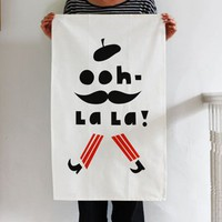 Our Workshop | Ooh la la Teatowel