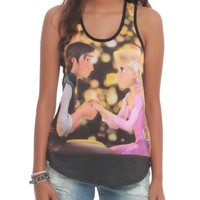 Disney Tangled Boat Girls Tank Top