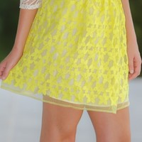 The Jackie Skirt-Lemonade