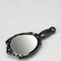 Anna Sui Hand Mirror With Velvet Bag- Assorted One