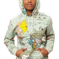 The International Hoody in Maps