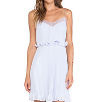 ERIN erin fetherston Mattie Dress in Perriwinkle
