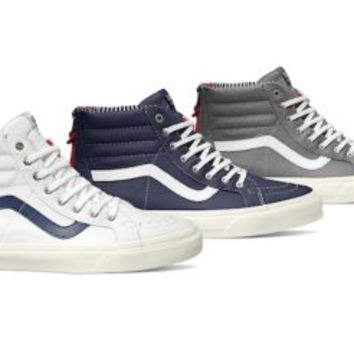 Vans California Collection Introduces the Fall 14 Varsity