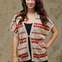 Womens Pendleton ® Rock Creek Jacquard Cardigan