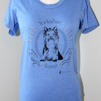 Ready To Ship Sale Yorkshire Terrier Design Women's by ShopRIC
