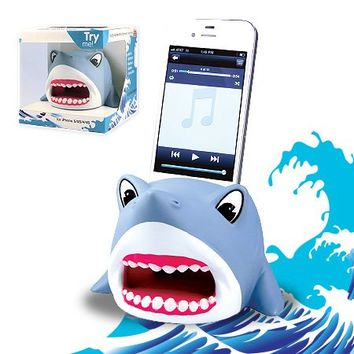 DCI Boom Buddies Shark Powerless Amplifier for iPhone 44s55s
