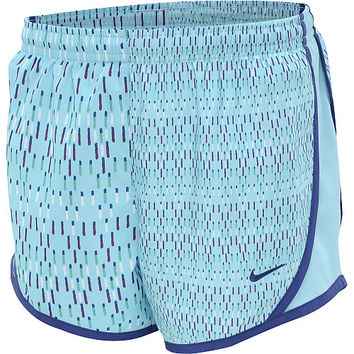 NIKE Girlsx27 Tempo Graphic Running Shorts