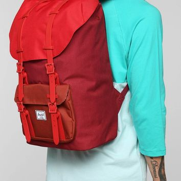 Herschel Supply Co. Little America Weather Red Colorblock