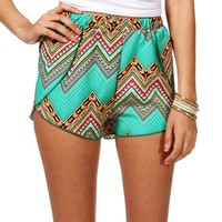 Tribal Printed Chevron