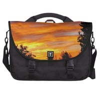 Sunset Computer Bag