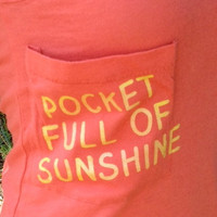 Pocket Full of Sunshine Women&#x27;s Tank Dress by AbundantHeartApparel