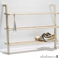 designdelicatessen - Side by Side - Gaston Shoe rack - Wardrobe