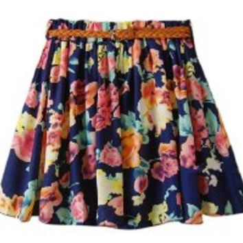 Am Clothes Womens Girl Lady Floral Summer Short Princess