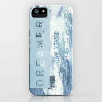 DREAMERS#2 iPhone & iPod Case by Armine Nersisian