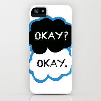 Okay Okay. The Fault in Our Stars iPhone   iPod Case by