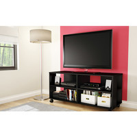 "Walmart: South Shore Jambory Storage Unit on Casters for TVs up to 48"", Multiple Finishes"