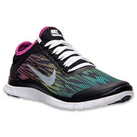 Women's Nike Free 3.0 v5 Print Running Shoes