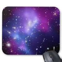 Galaxy Cluster MACS J0717 Mousepad from Zazzle.com