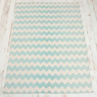 UrbanOutfitters.com &gt; 5x7 Zigzag Printed Rug
