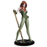 Amazon.com: DC Direct Cover Girls of the DC Universe: Poison Ivy Statue: Toys & Games