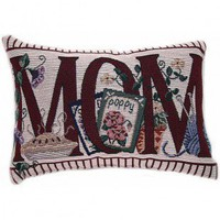 American Mills Mom's Making Pillow (Set of 2) - 34665.602 - Pillows, Blankets & Slipcovers - Decor