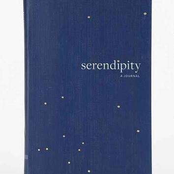 Serendipity Guided Journal  Urban Outfitters