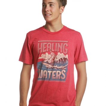 Healing Waters Men's T-Shirt