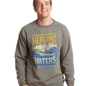 NEW STYLE - Healing Waters Sweatshirt